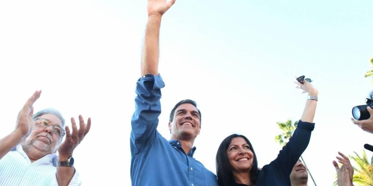 Francia.- Sánchez felicita a Anne Hidalgo por su reelección como alcaldesa de París