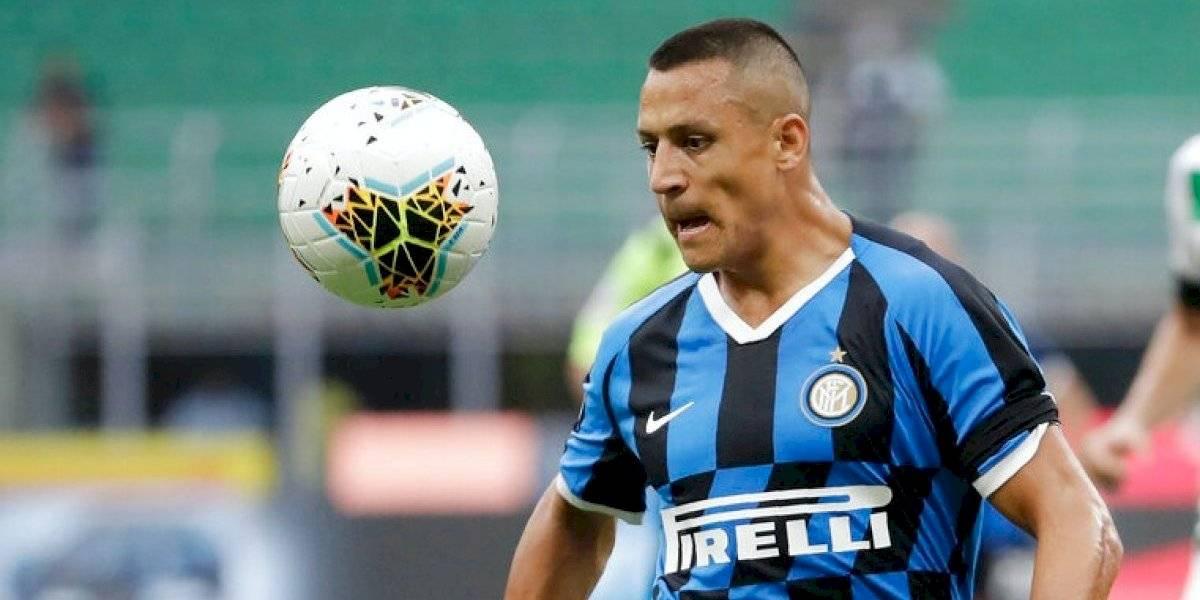 No se mueve... por ahora: Manchester United confirmó extensión del préstamo de Alexis en el Inter