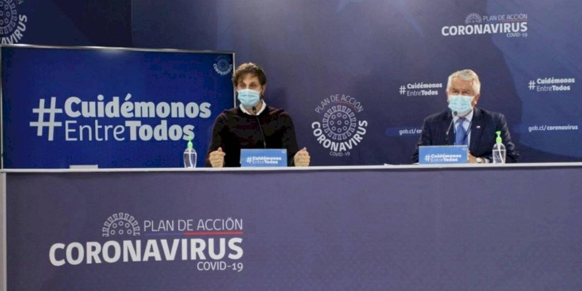 Informe Epidemiológico que será entregado esta tarde informará de casi 9 mil muertos