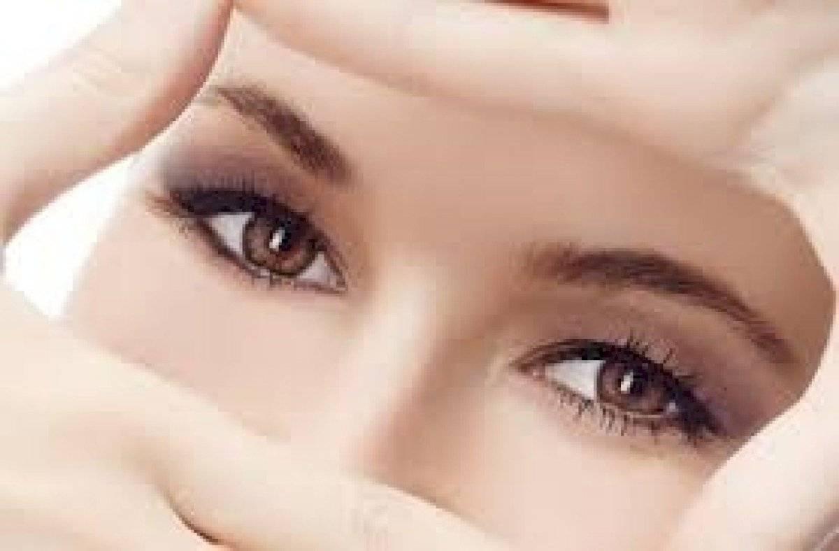 El contorno de los ojos requiere un tratamiento especial