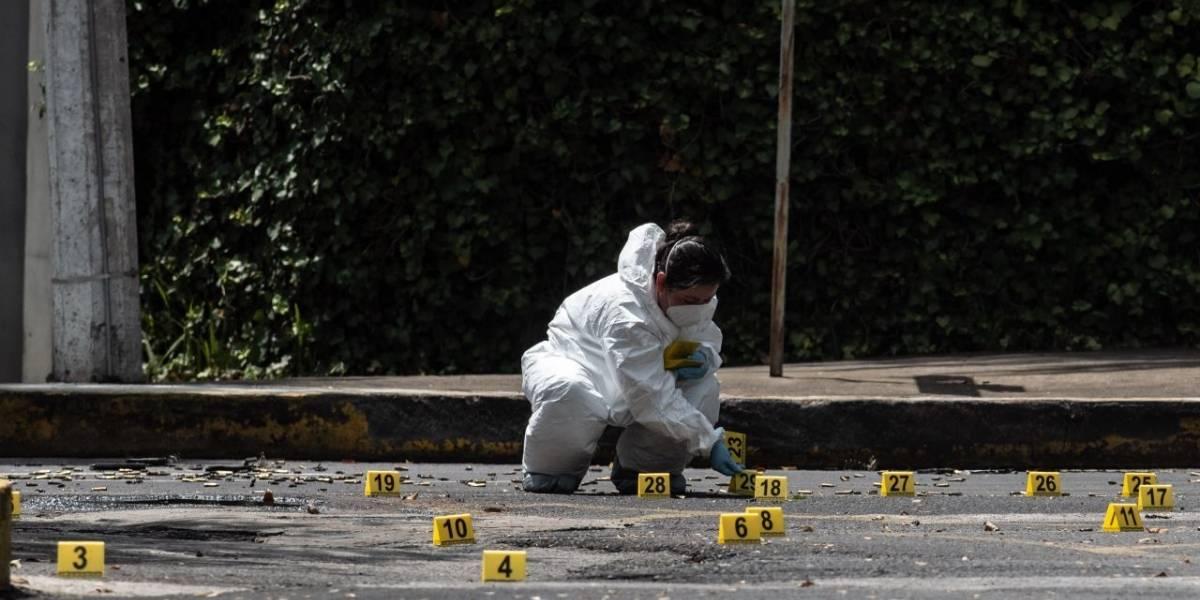 Garantizan reparación del daño a familiares de Gabriela, fallecida en atentado contra García Harfuch