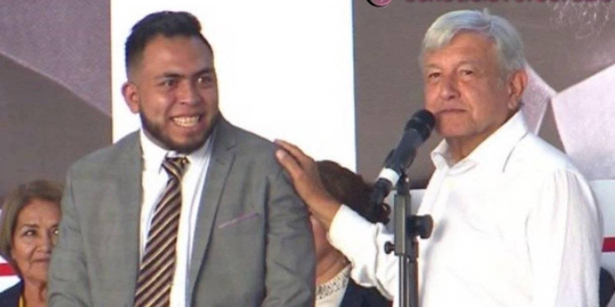 Delegado de SLP reportó sueldo 80 veces mayor al de AMLO