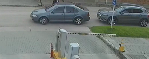 Se disfrazaron de agentes de la Dijin para robar a una pareja en el norte de Bogotá