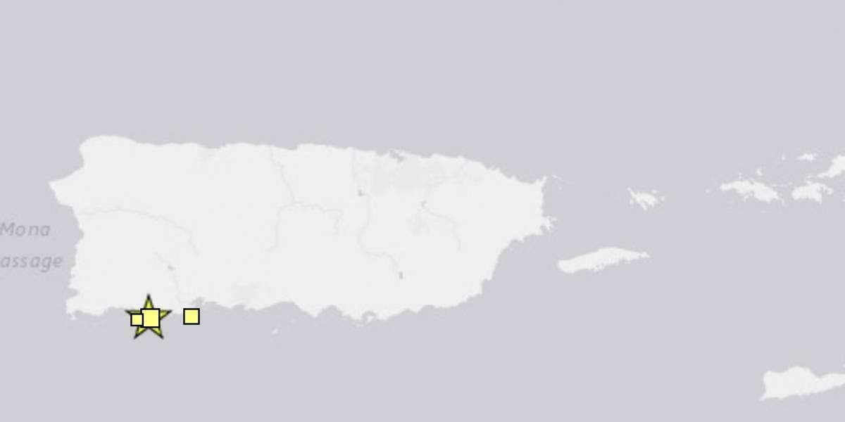Registran otro fuerte temblor en Puerto Rico