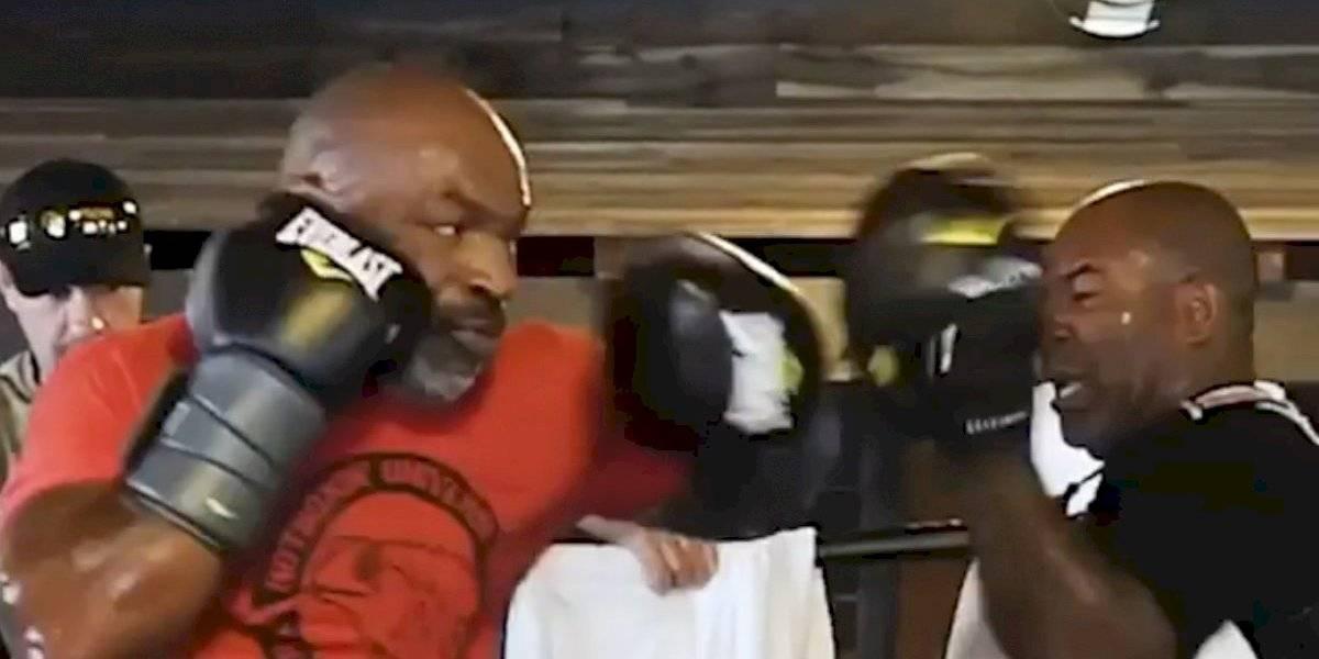 Candidato a pelear con Mike Tyson le lanza feroz provocación