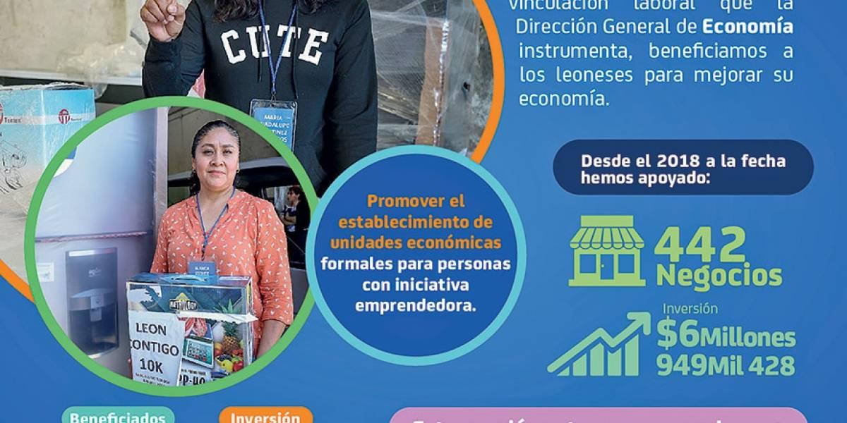 Anuncio Gobierno de Guanajuato edición León del 29 de Junio del 2020, Página 05