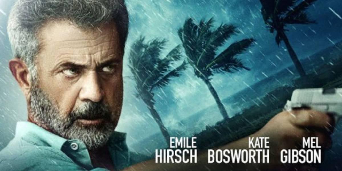 Force of Nature -  drama de acción policiaca con un huracán categoría 5 como trasfondo