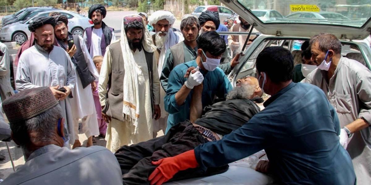Atentado causa explosão em mercado deixa 23 mortos no Afeganistão