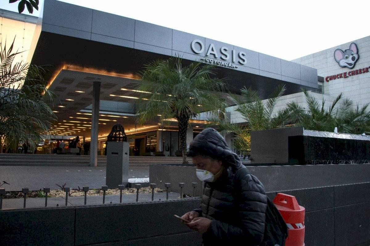 La nueva normalidad permitirá la apertura de centros comerciales.