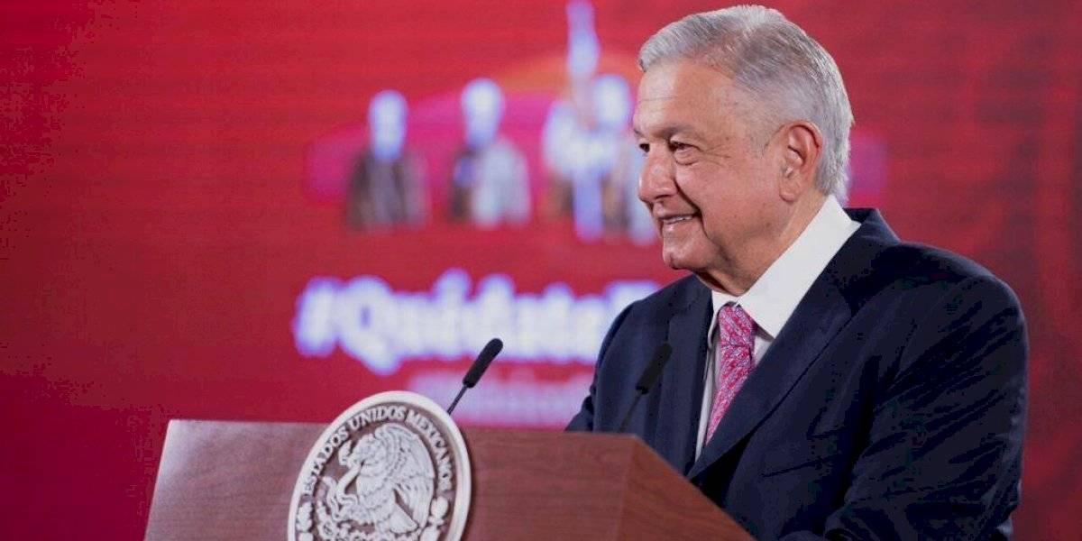 Presidencia dará informe de gobierno el miércoles