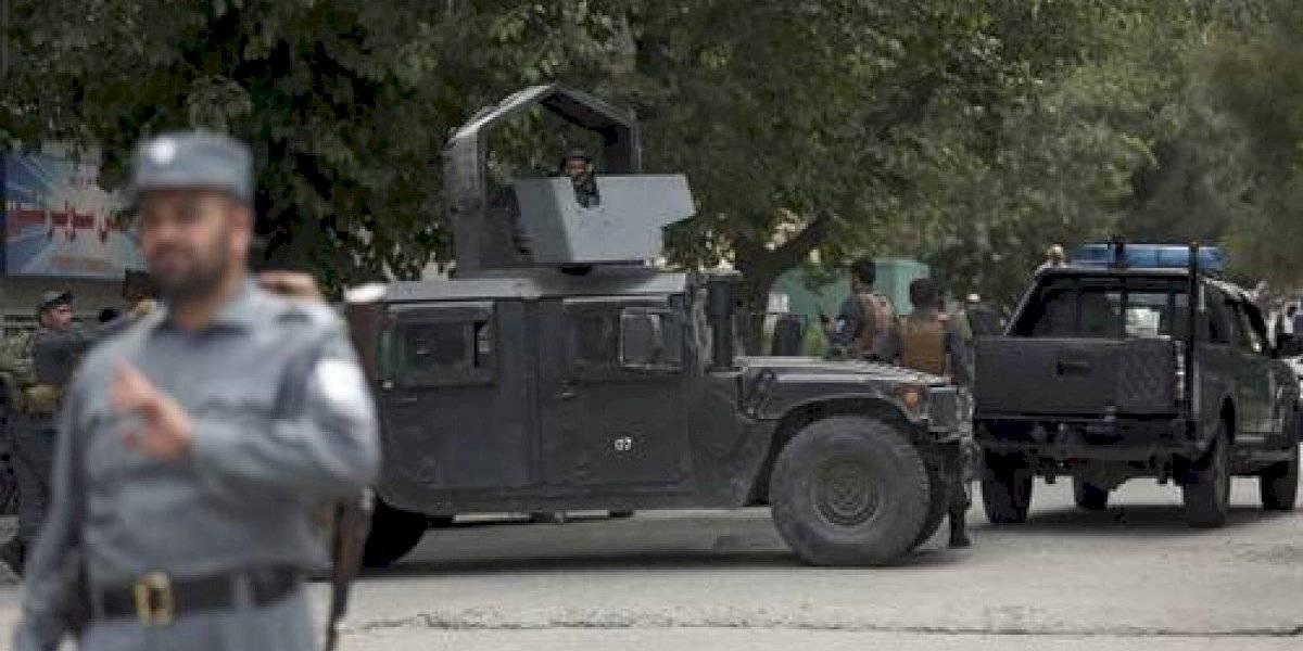 Ataque en mercado de Afganistán deja al menos 23 muertos