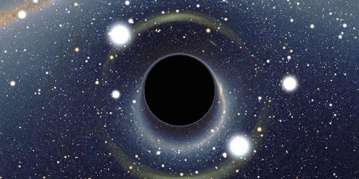 Espacio: este objeto cósmico se fusionó con un agujero negro y tiene desconcertado a los científicos