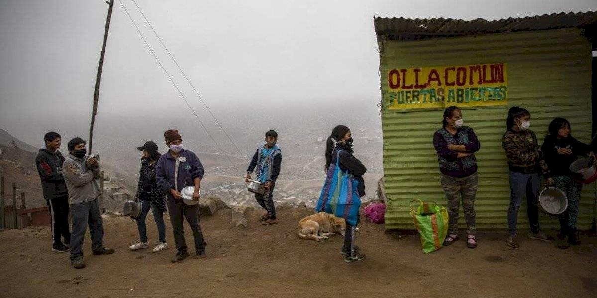 La pandemia ha causado devastadora hambruna, dice el PMA