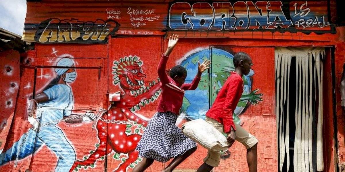 Los peores temores del coronavirus se cumplen en los países pobres
