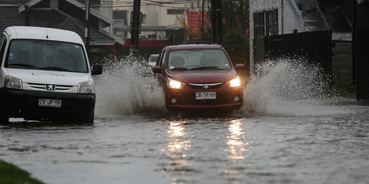 Un lunes bien mojado: pronostican fuertes lluvias todo el día
