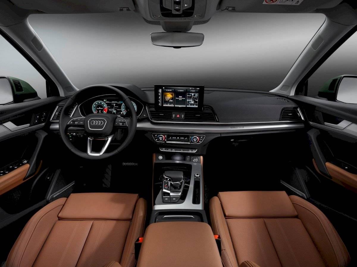 Audi Q5 2021 Cortesía