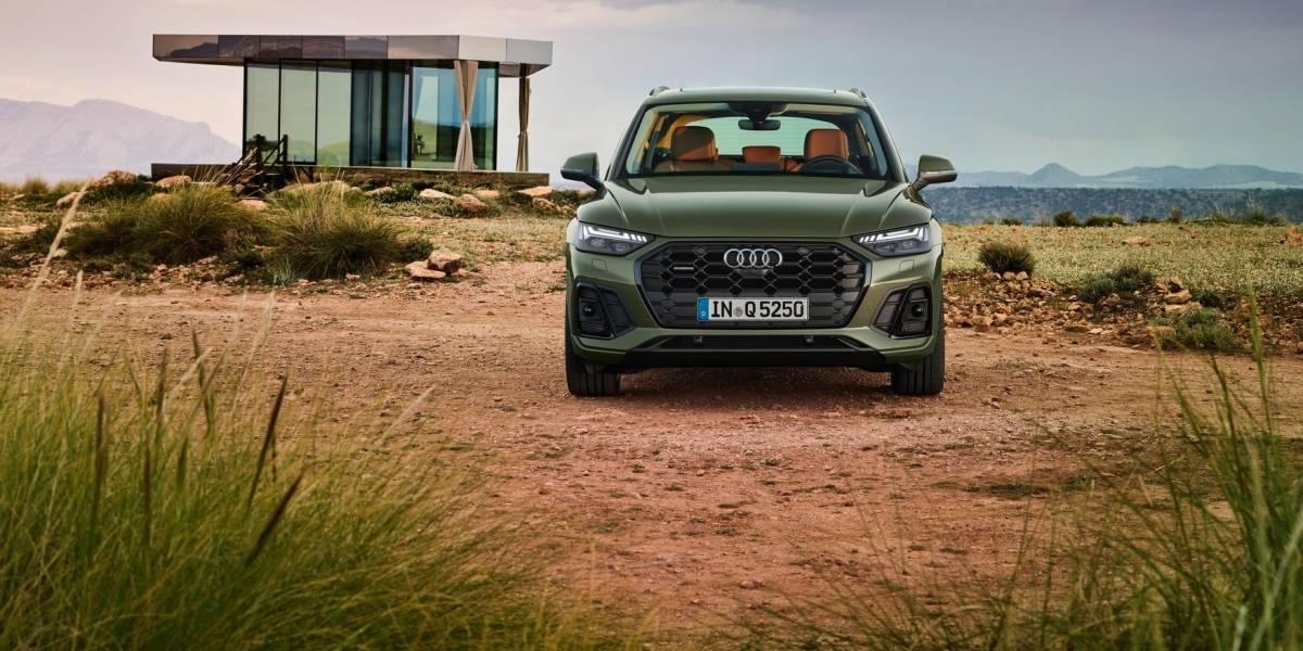 Facelift para el Audi Q5 2021