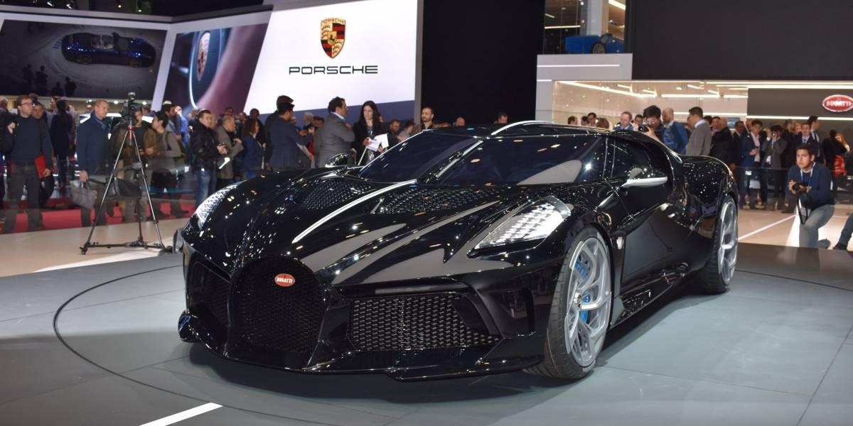 Cancelan Auto Show de Ginebra 2021, se llevaría a cabo en marzo...