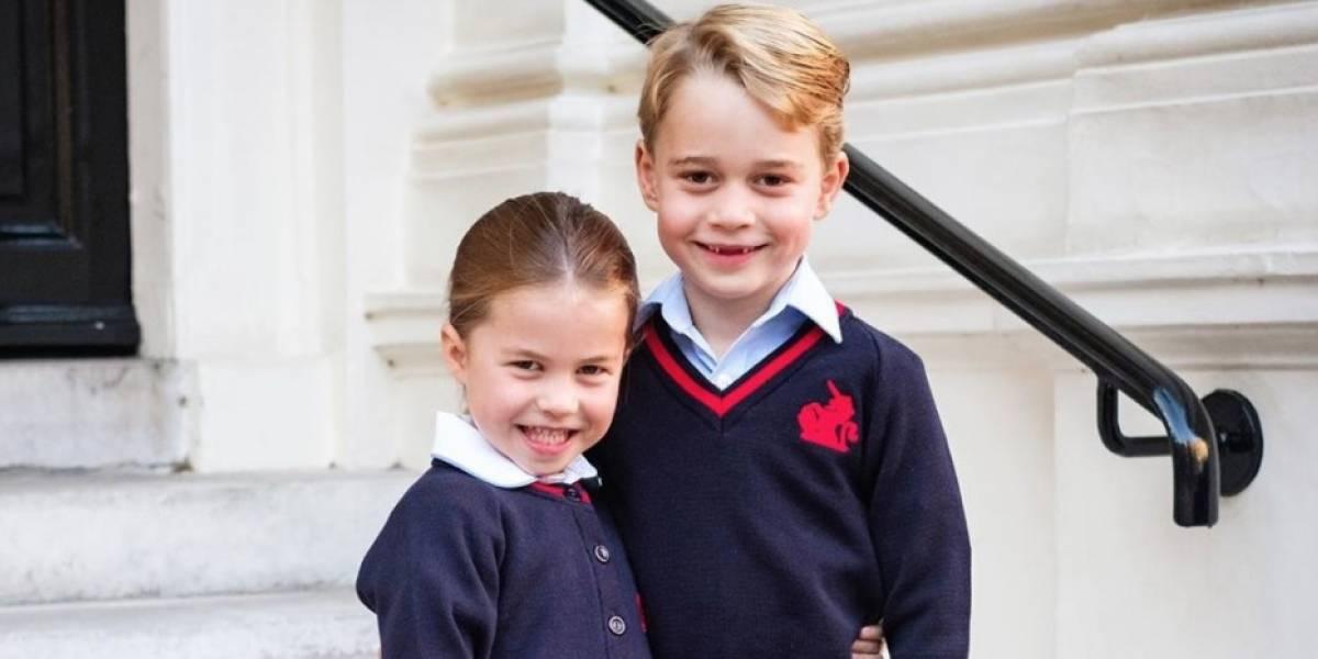 10 imagens da pequena princesa Charlotte que fizeram sucesso; neta de Lady Di