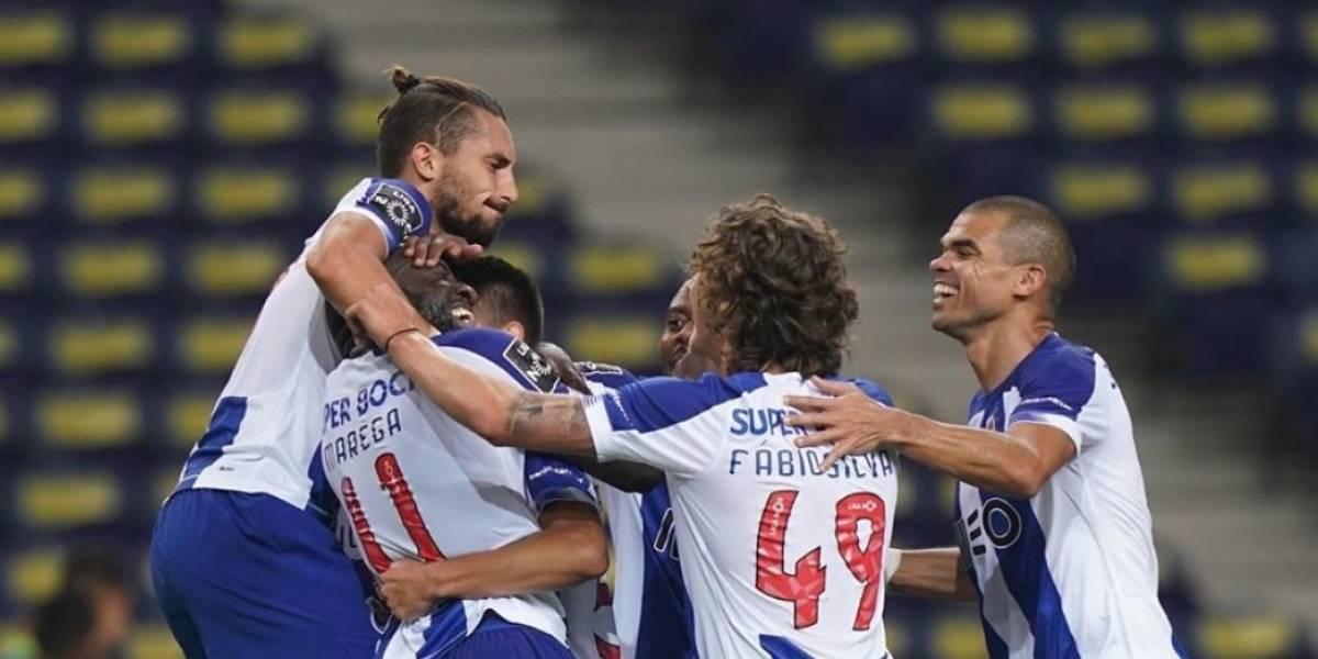 Onde assistir ao vivo o jogo Paços de Ferreira x Porto pelo Campeonato Português
