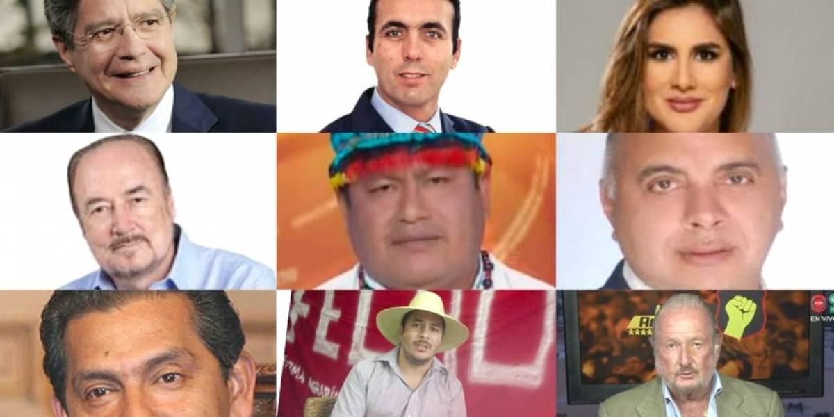 Elecciones 2021: Las figuras políticas que se perfilan para llegar a Carondelet