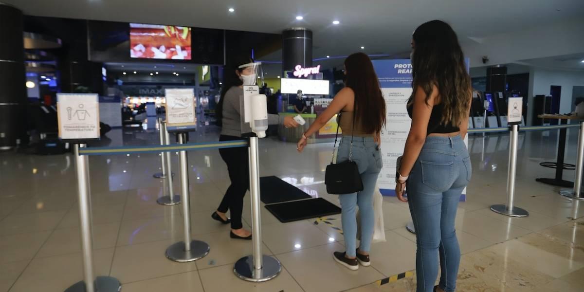 Canacine estima dos meses para la reapertura de todos los cines en México