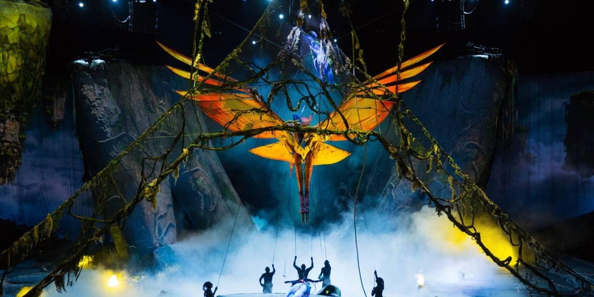 Cirque du Soleil se declara en bancarrota tras suspensión de espectáculos