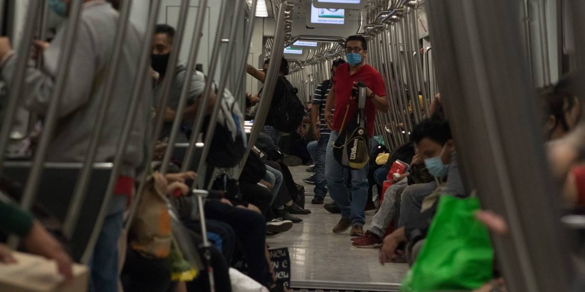 Metro regalará un millón de caretas protectoras contra el Covid-19