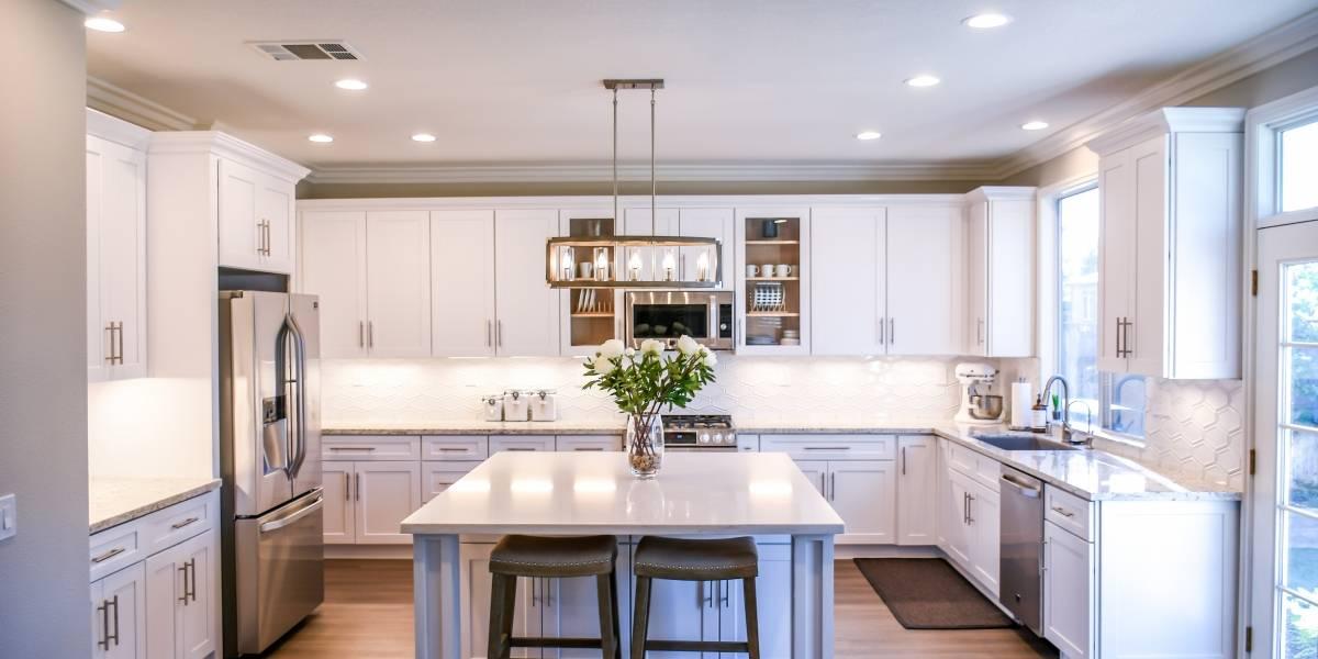 5 ideias surpreendentes de decoração de cozinha