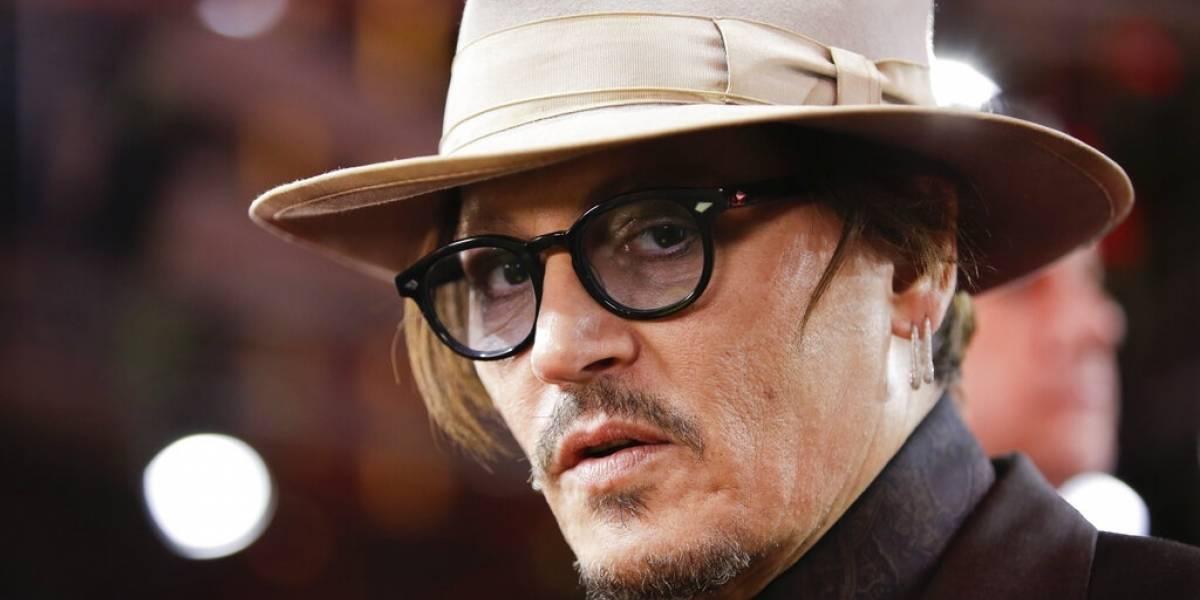 Juez concluye que Johnny Depp violó orden de tribunal