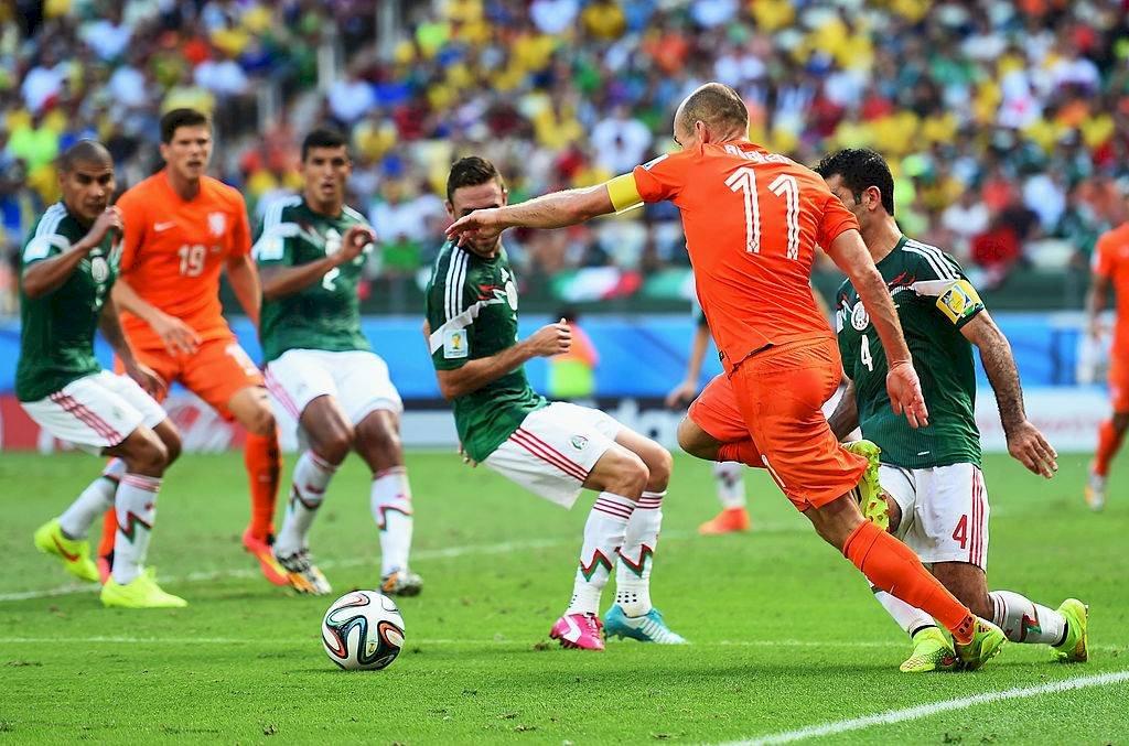 México-Holanda