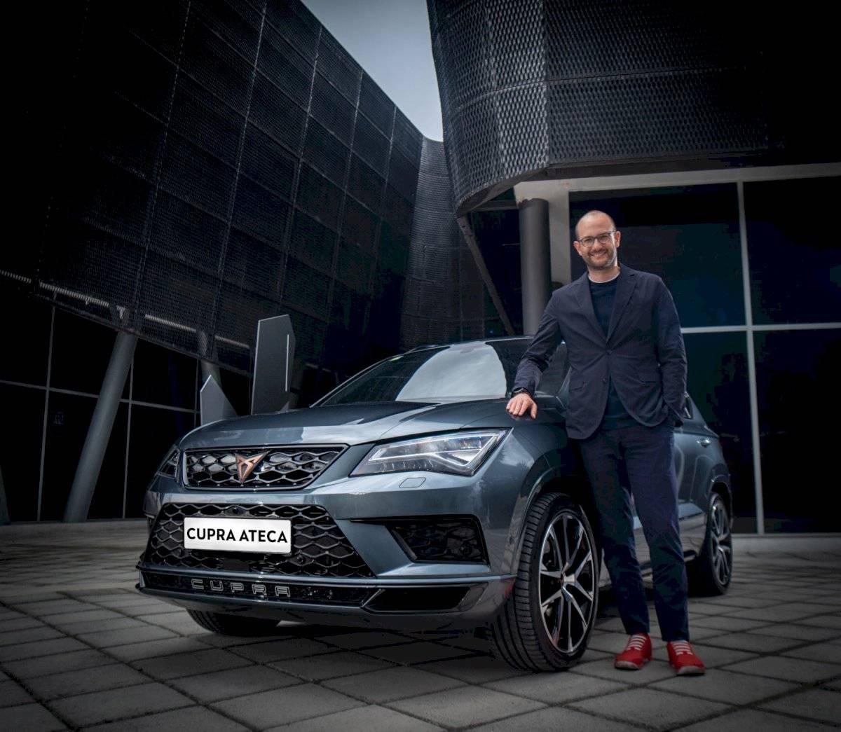 Juan Pablo Gómez Macfarland es el nuevo Director General de SEAT y Cupra en México