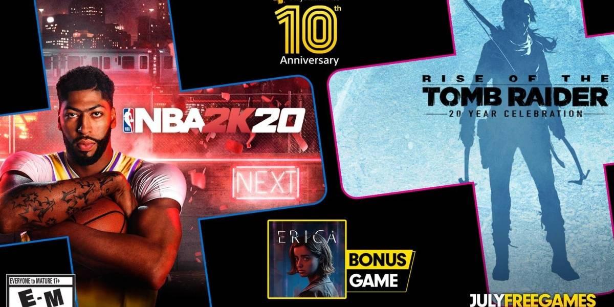 PlayStation Plus: Te presentamos los juegos gratis para julio