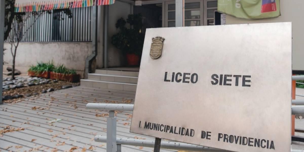 Confirmadísimo: Liceo 7 de Providencia será mixto