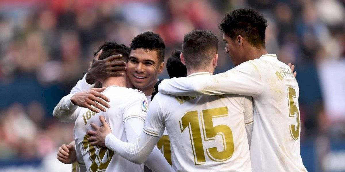 Aislan a jugador del Real Madrid por posible contagio de coronavirus