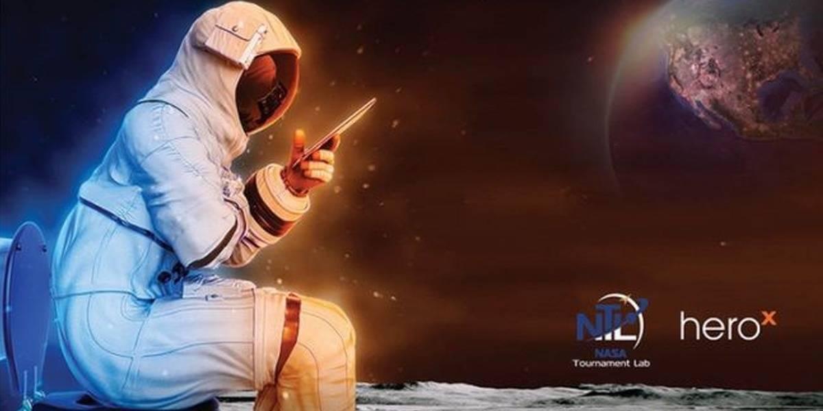 NASA ofrece recompensa a quien diseñe un retrete que funcione en la Luna