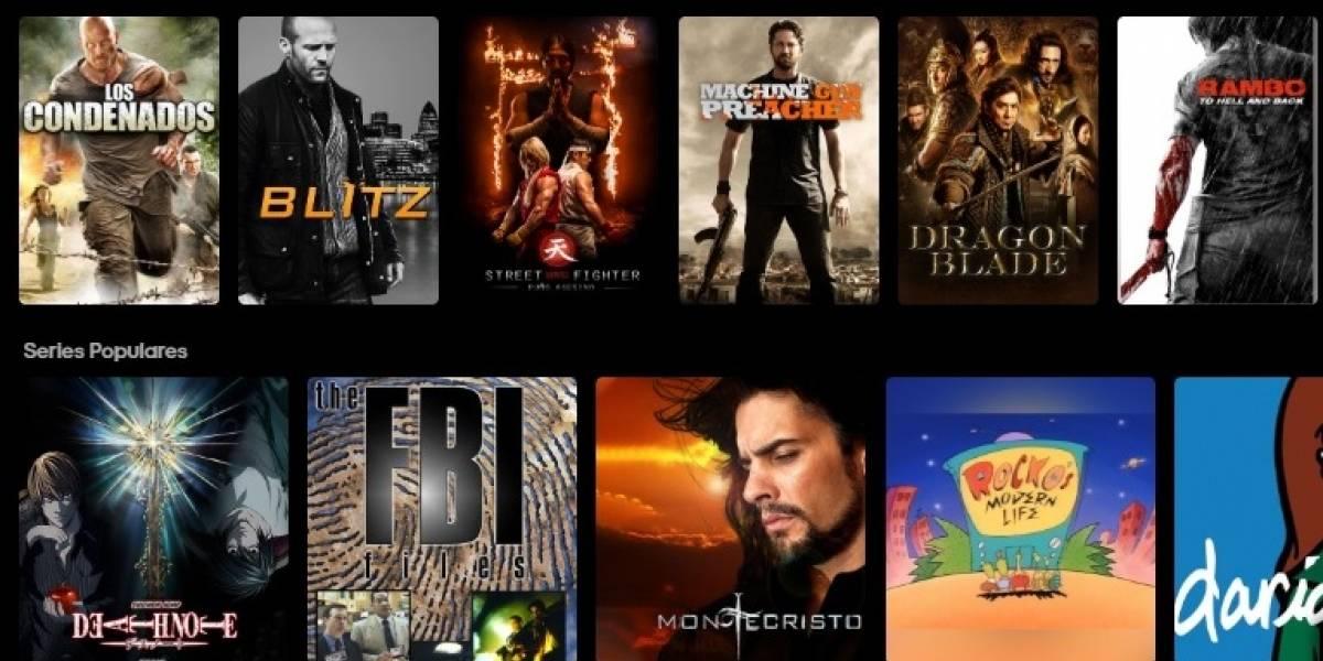 Streaming: tres sitios para ver películas y series online gratis y de forma legal