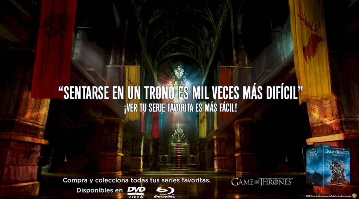 Game of Thrones.