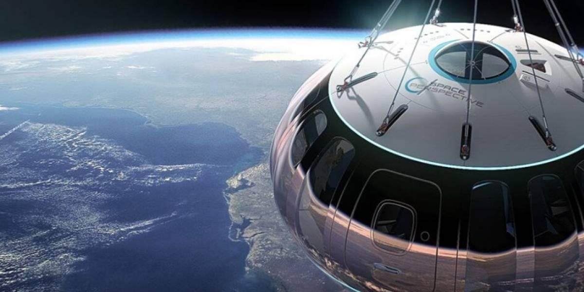 Espacio: Podrás viajar a la estratósfera de la Tierra por la módica suma de 125 mil dólares
