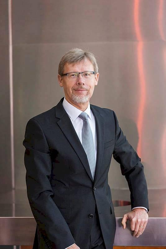 Walter Hanek, Director General de Audi de México se retira