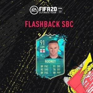 Wayne Rooney Flashback