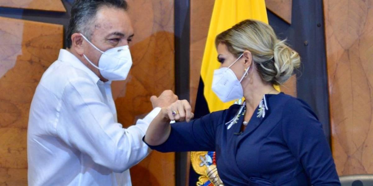 José Yúnez Parra es el nuevo viceprefecto del Guayas
