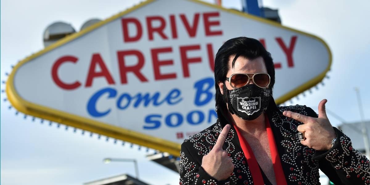 Coronavirus.-Nevada se suma a los estados de EEUU que detienen su reapertura y Arizona vuelve a cerrar bares y gimnasios
