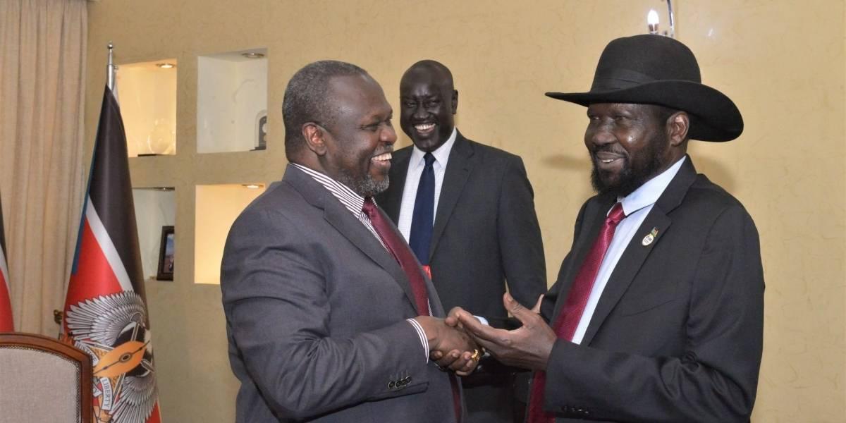 Sudán del Sur.- El presidente de Sudán del Sur nombra a los gobernadores de ocho de los diez estados del país