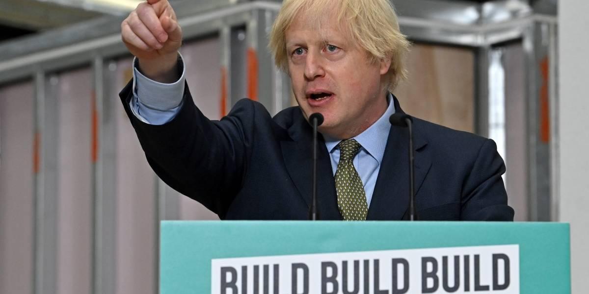 R.Unido.- El Gobierno británico anuncia su propio 'New Deal' con un plan de inversiones de 5.500 millones