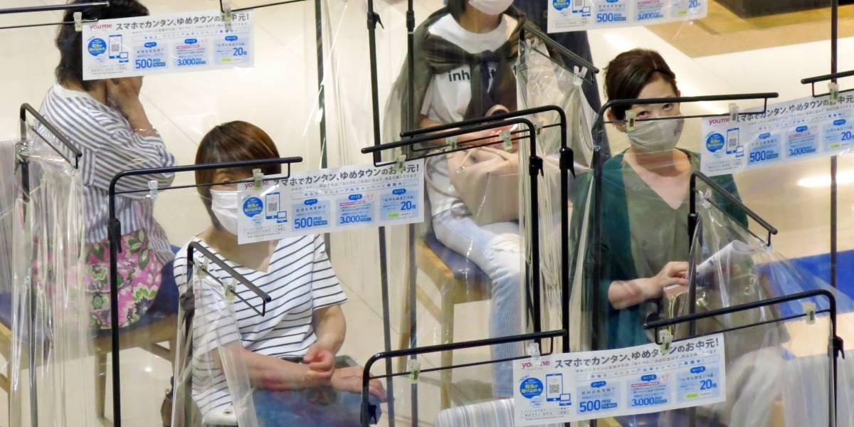 Coronavirus.- Tokio revisa su sistema de supervisión del coronavirus ante un repunte de los casos