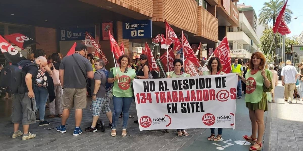 Argentina.- La Audiencia Nacional aborda este miércoles la impugnación del último ERE de Sitel