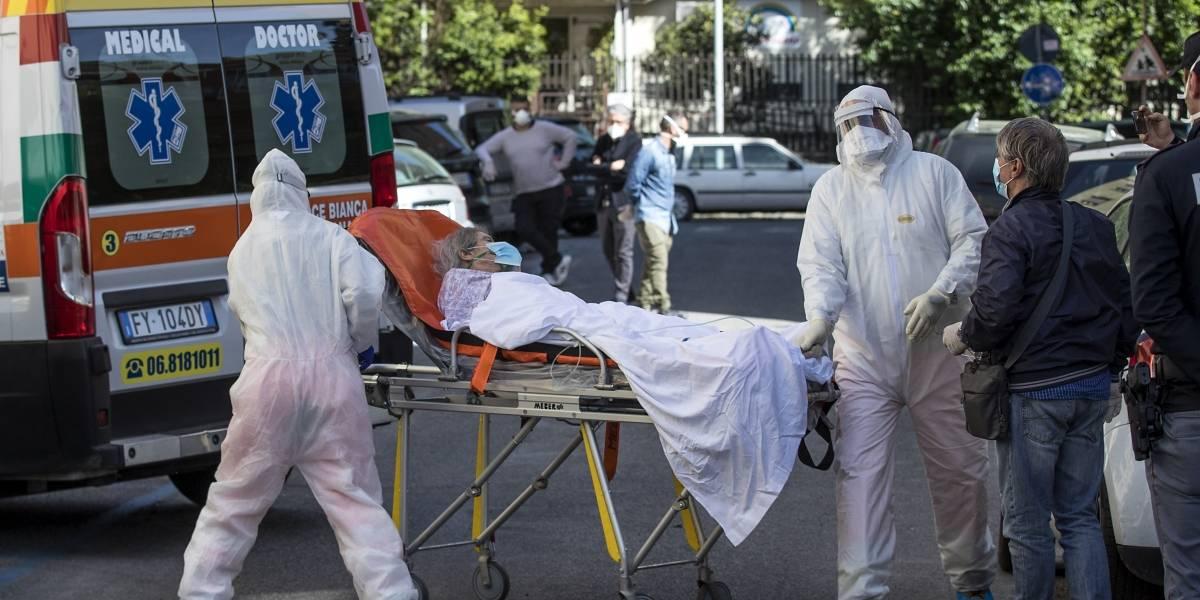 """Coronavirus.- Investigan en Italia más de un centenar de pulmonías """"sospechosas"""" entre noviembre y enero"""