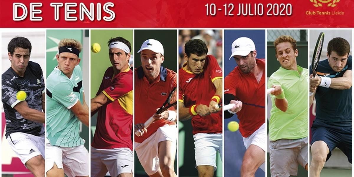 Tenis.-Bautista y Carreño, líderes de equipo en el estreno en Lleida de la Liga MAPFRE