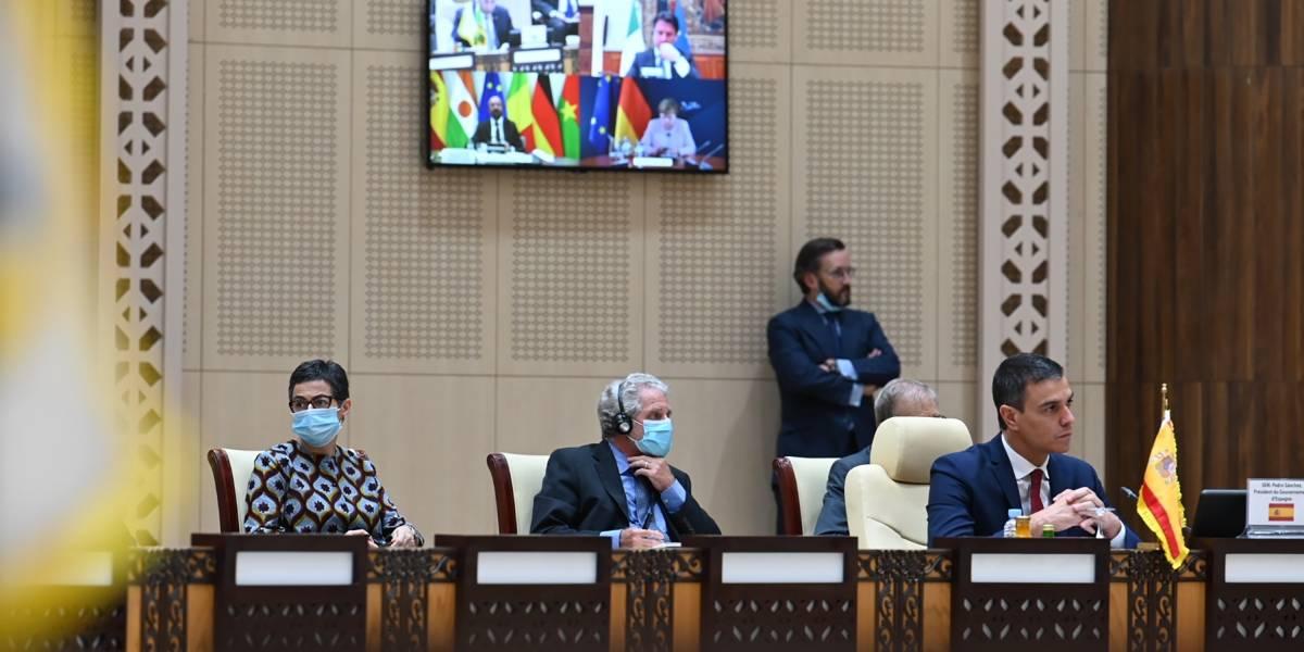 Sahel.- Sánchez redoblará esfuerzos por la estabilidad del Sahel, incluyendo más efectivos en la misión EUTM-Malí